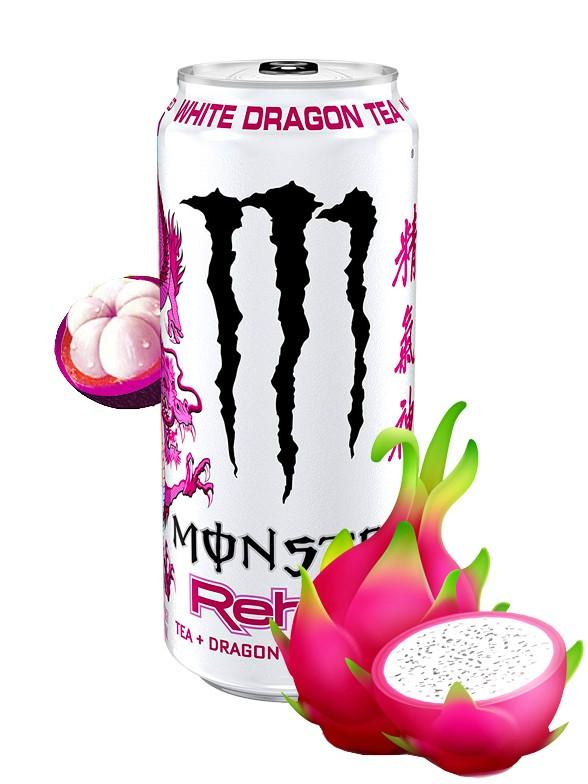 Monster Rehab White Dragon | USA 458 ml