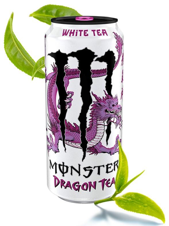 Monster Dragon Tea Té Blanco | USA 458 ml