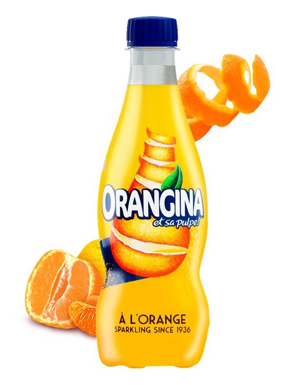 Refresco Orangina Sparkling | 420 ml