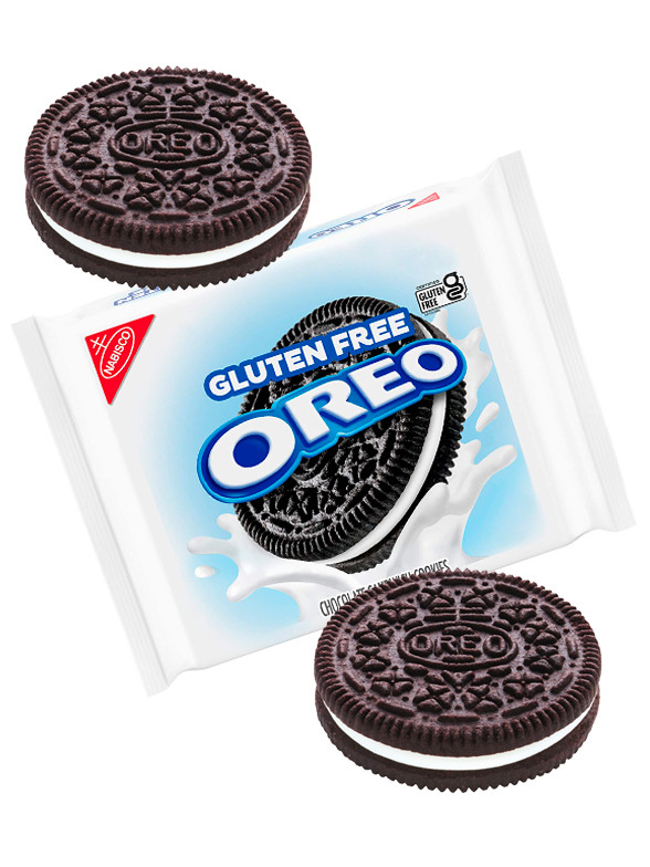 Oreo Gluten Free | Edición Americana 376 grs