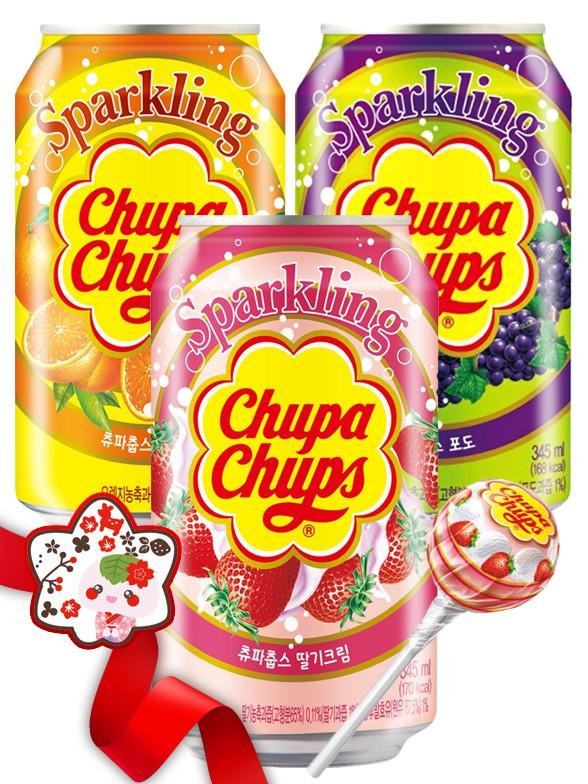 JaponShop Bebidas Chupa Chups | Top Hits Gift Selection