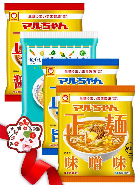 JaponShop Nihon Box Ramen   Top Hits Gift Selection