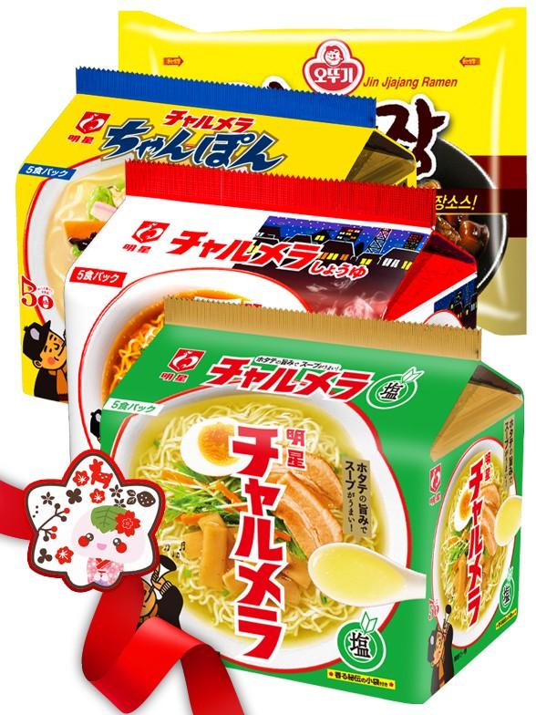 JaponShop Premium Box Ramen   Top Hits Gift Selection   Unidades