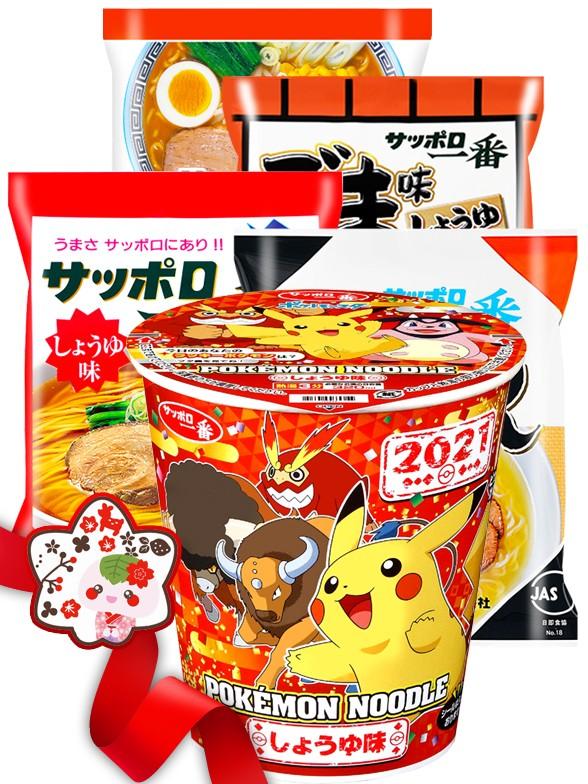 JAPONSHOP TREAT Ramen Donburi Pokemon | Pedido GRATIS!