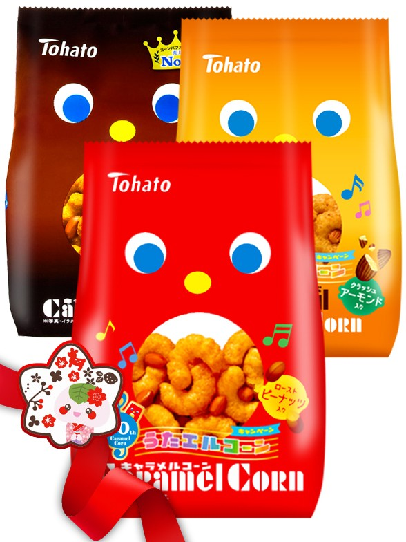 Happy Snack Tohato Family | Gift
