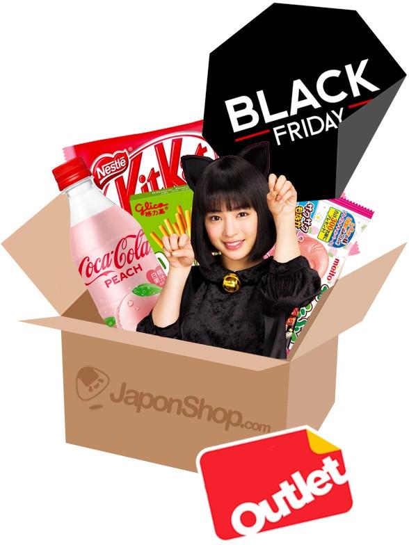 Outlet PackBox Black Friday Outlet | Pedido GRATIS!