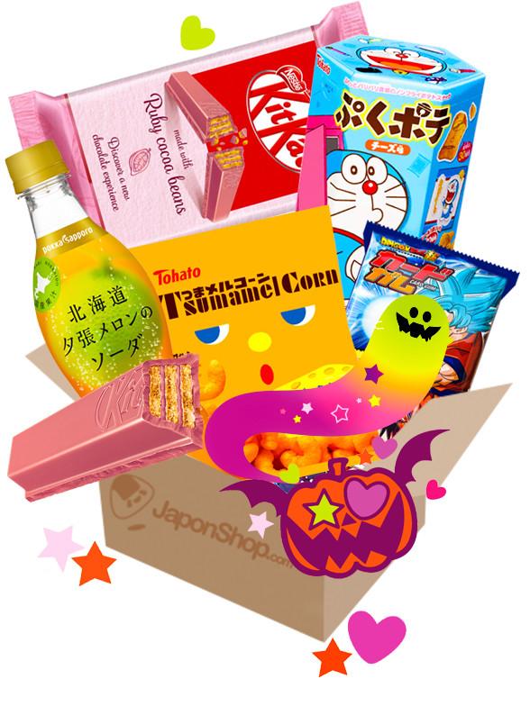 Mystery Surprise Treat Halloween Caja Sorpresa Nº 1 | Pedido GRATIS!