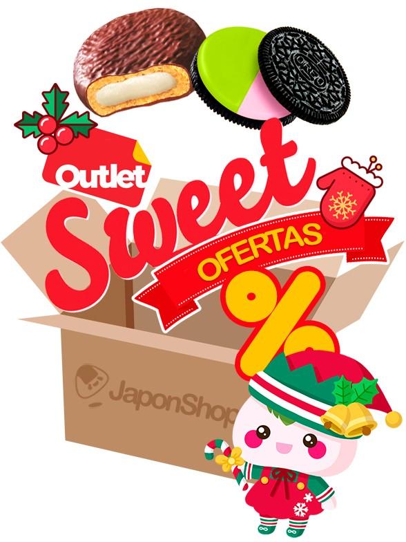 Big Super Outlet Dulces Snacks Caja Sorpresa | Productos muy Rebajados! Hello Xmas | Pedido GRATIS!