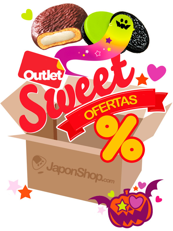 Big Super Outlet Halloween Dulces Snacks Caja Sorpresa   Pedido GRATIS!