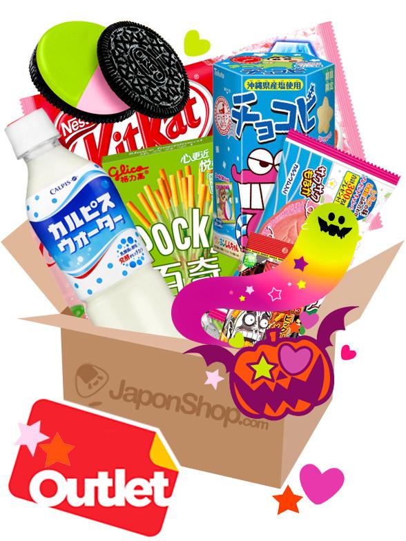 Mystery Surprise Treat Halloween Caja Sorpresa | Outlet | Pedido GRATIS!