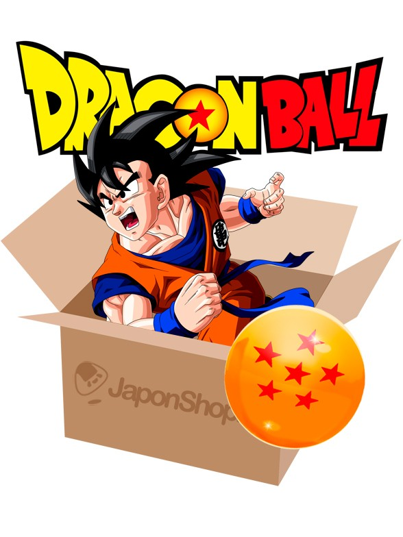 Mystery Surprise Treat Dragon Ball | Pedido GRATIS!