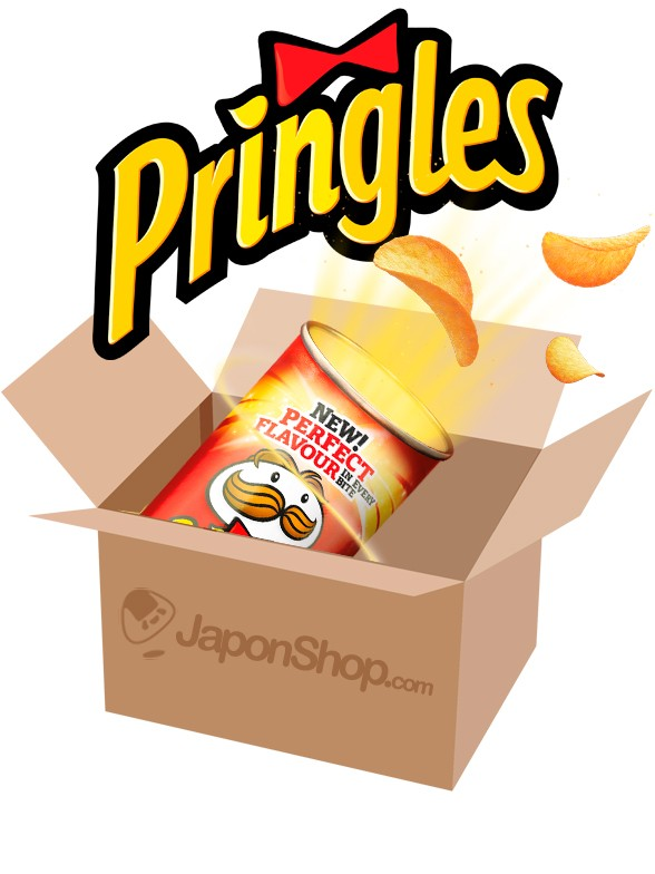 Mystery Surprise Treat Caja Sorpresa Pringles | Pedido GRATIS!