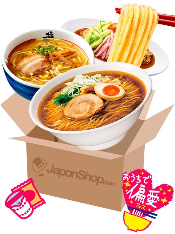 JAPONSHOP TREAT MEGA Outlet Ramen Caja Sorpresa   Pedido GRATIS!