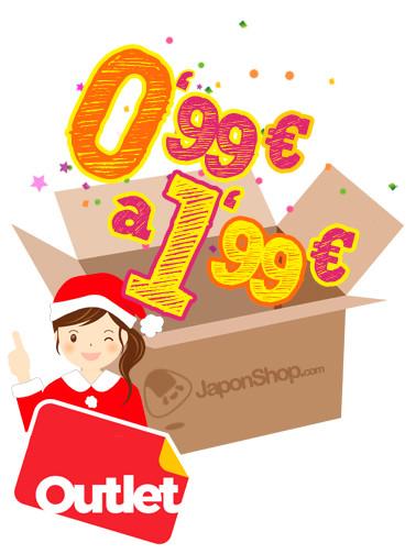 Outlet PackBox Productos de 0,99 € a 1,99 €   Pedido GRATIS!