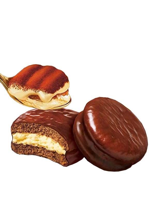 Petits Choco Pie Tiramisú | Receta Japonesa 15 grs. | Unidad