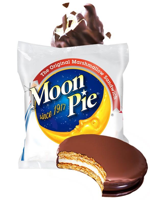 Pastelito Moonpie de Marshmallow y Chocolate 78 grs. | Pedido GRATIS!