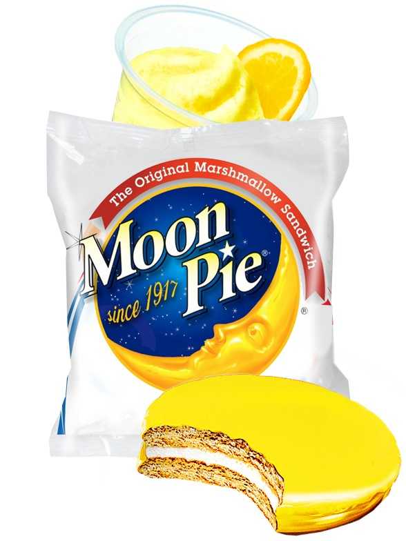 Pastelito Moonpie de Marshmallow y Limón 78 grs