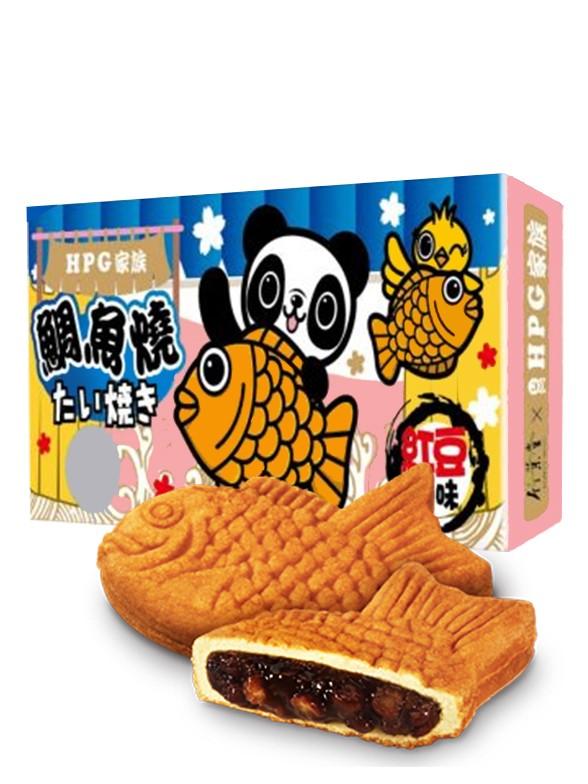 Taiyakis de Azuki | Kawaii Box 150 grs.