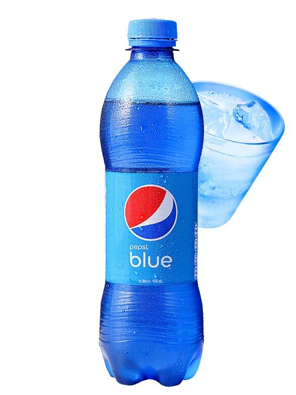Pepsi Blue 450 ml