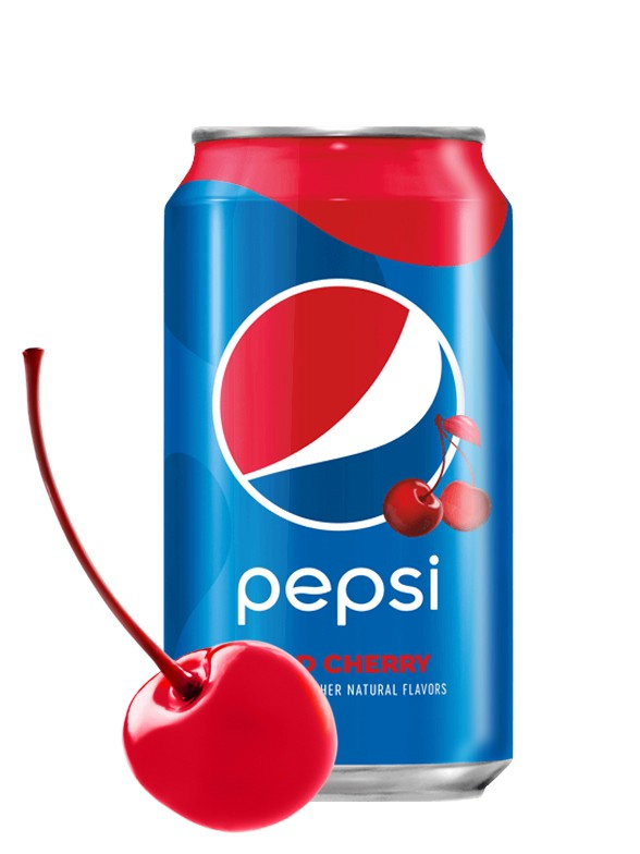 Pepsi Wild Cherry USA