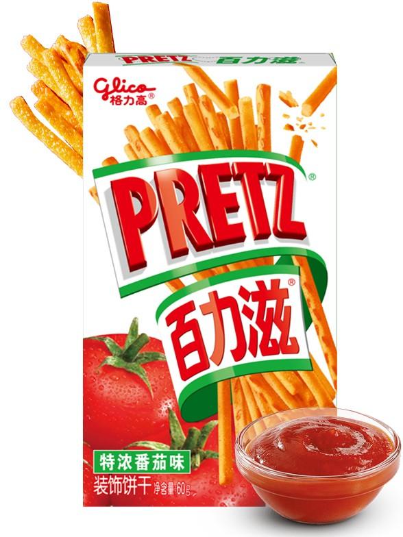Sticks Pretz Pomodoro