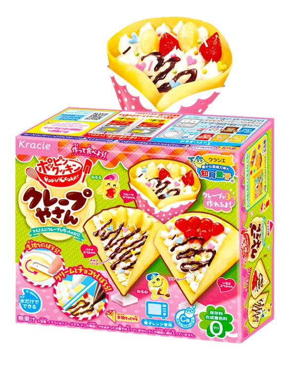 Kit de Chuches Crepes | Popin' Cookin'