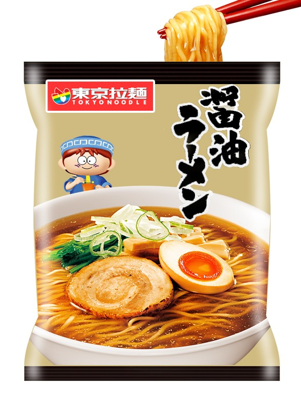 Fideos Ramen Tonkotsu   Tokyo Noodle 88 grs