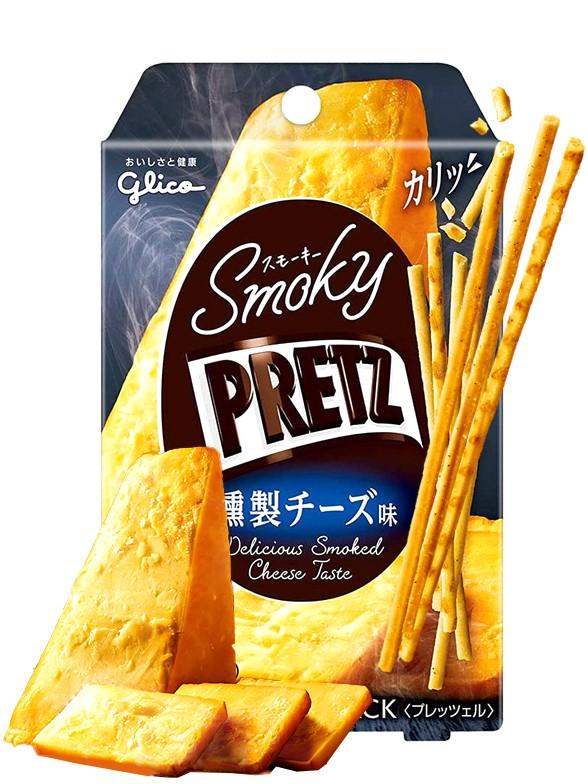 Sticks Pretz Sabor Queso Ahumado | 24 grs