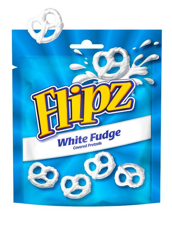 Pretzels con Cobertura Blanca | Flipz 90 grs