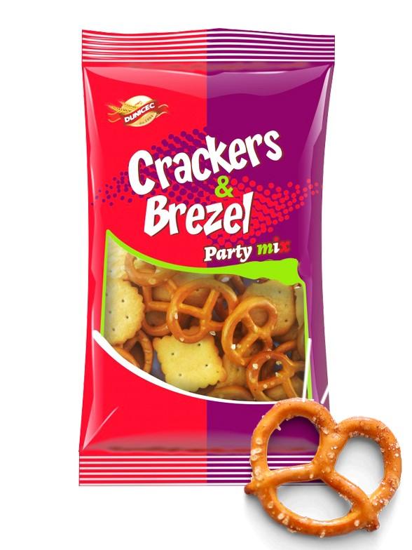 Mix de Crackers & Bretzel 70 grs