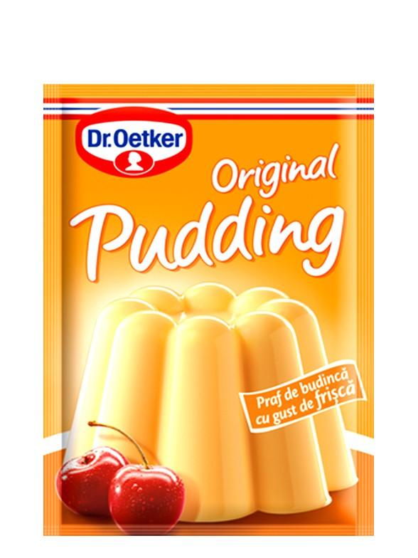 Preparado para Pudding de Crema | 4 raciones