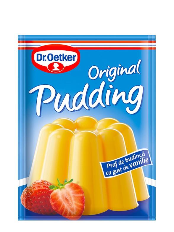 Preparado para Pudding de Vainilla   4 raciones