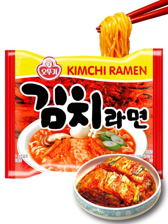 Fideos Ramen Coreanos con Kimchi | Home Style