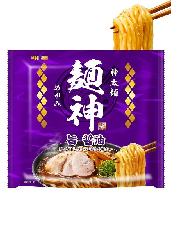 Fideos Ramen de Shoyu Tonkotsu   Futo-men Shinta 117 grs.   OFERTA!!