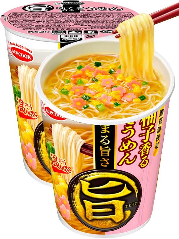 Fideos Somen Cup Sakura Naruto | Receta Marui 50 grs.