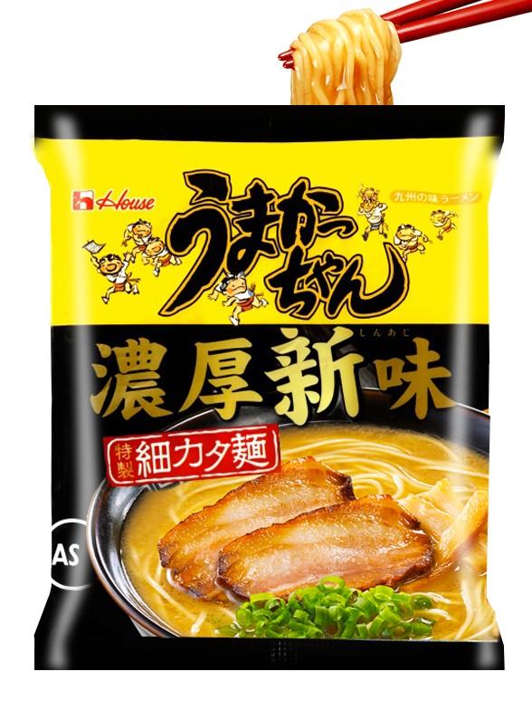 Fideos Ramen de Cerdo Tonkotsu | Receta Umaka-Chan 84 grs.