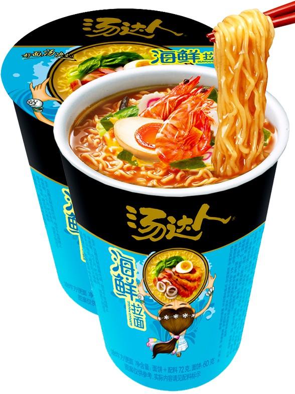 Fideos Ramen de Marisco | Tomodachi  Cup 80 grs.