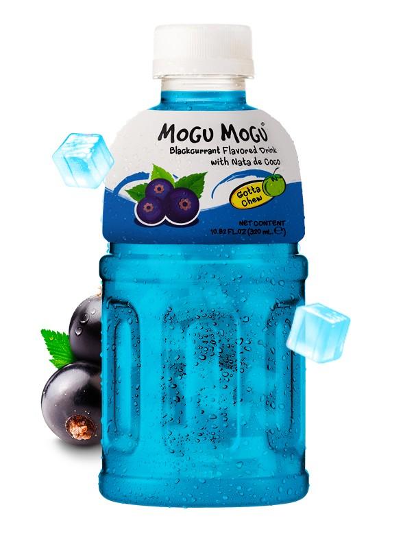 Bebida Mogu Mogu Grosella Negra 320 ml