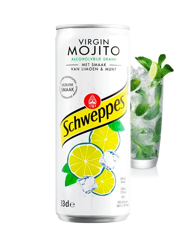Refresco de Mojito 330 ml