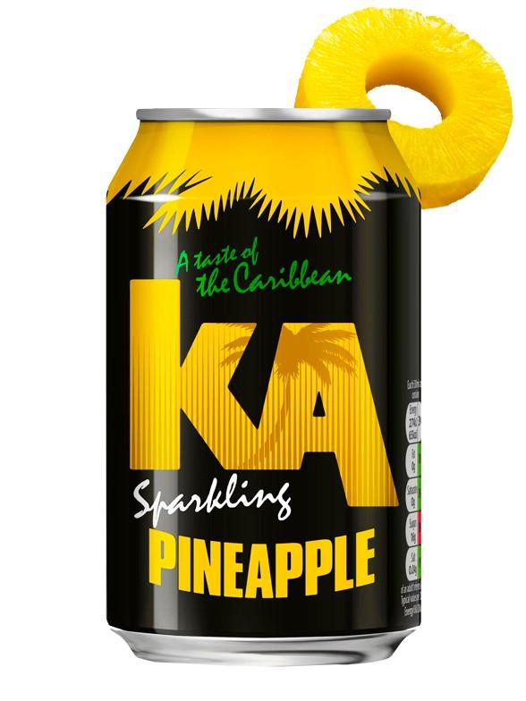 Refresco de Piña | KA Karibbean 330 ml.