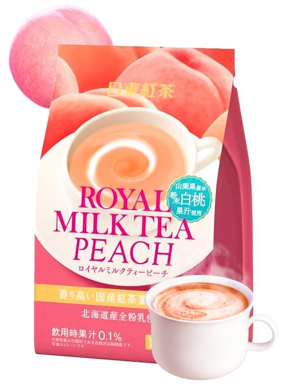 Royal Milk Tea con Melocotón Momo   10 dosis