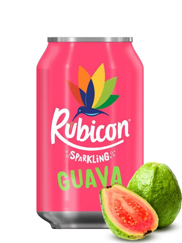Refresco de Guayaba | Rubicon Sparkling