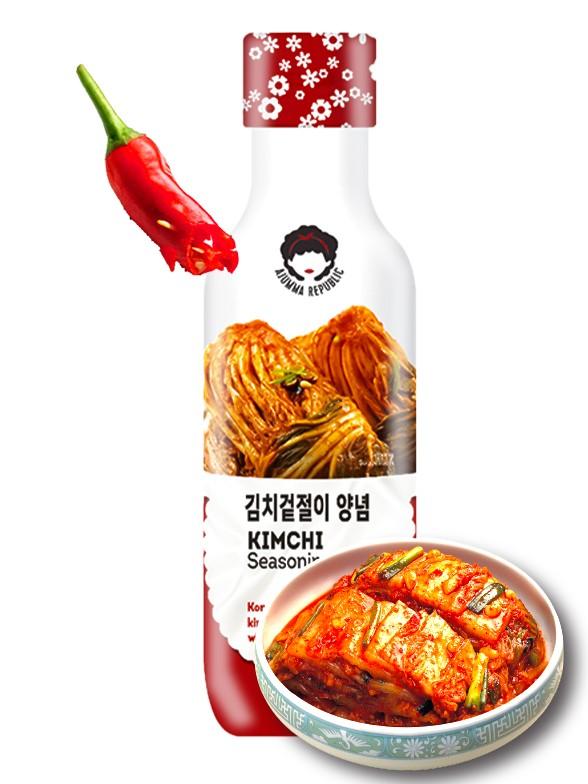 Salsa Coreana de Kimchi | Receta de Suncheon 310 grs.