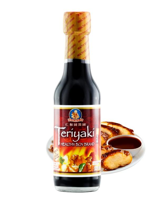 Salsa Teriyaki Tailandesa 250 ml