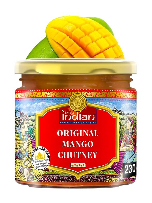 Chutney de Mango   Sin Gluten 230 grs.