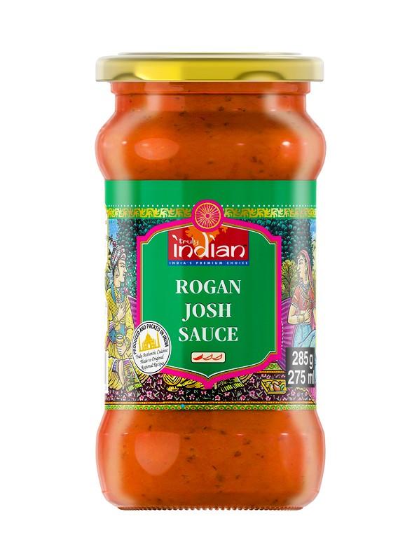 Salsa Rogan Josh | Sin Gluten 285 grs.