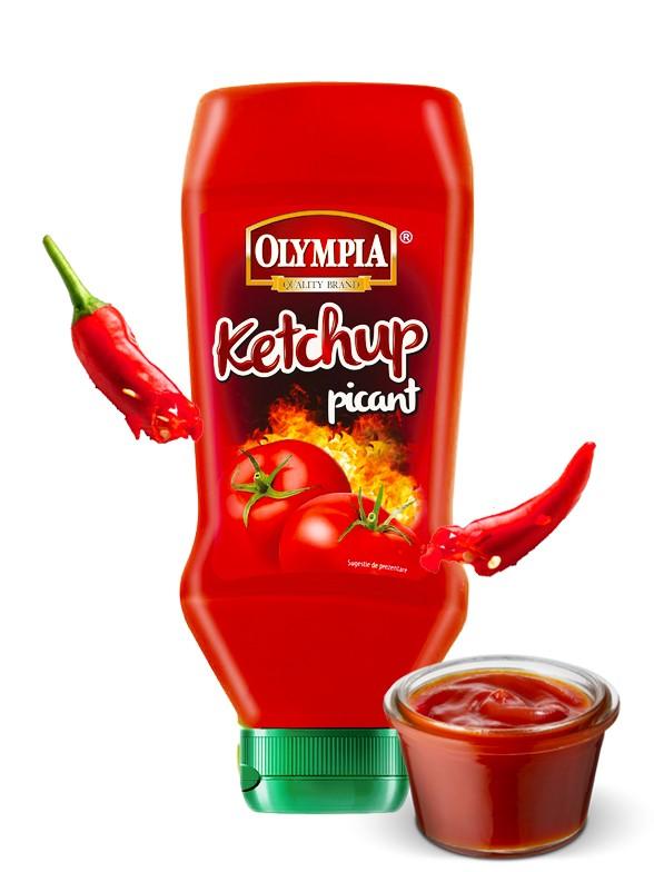 Ketchup Picante 500 grs.