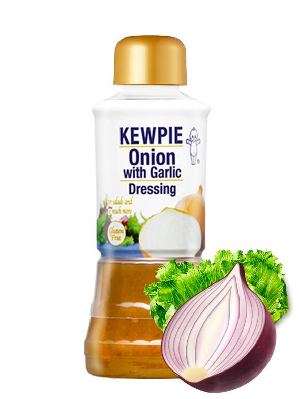 Salsa de Cebolla, Ajo y Tamari | Kewpie 223 grs.