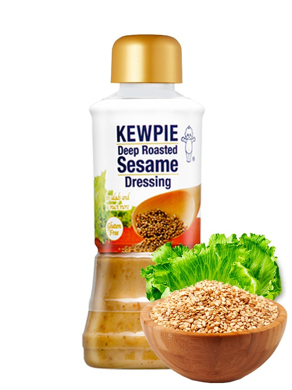 Salsa de Sésamo Tostado | Kewpie 243 grs