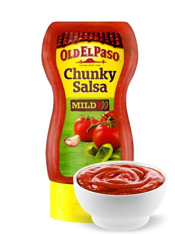 Salsa Chunky Tomato | Old El Paso 238 grs.